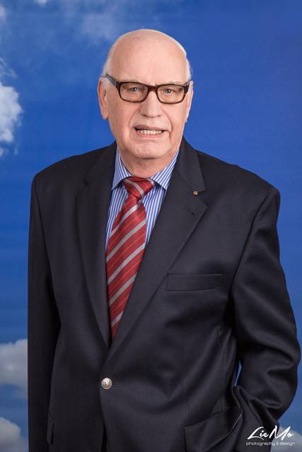 Ehrenvorsitzender Manfred Zemke CDU Hatten